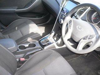 2016 Hyundai i30 GD4 Series II MY17 Active Burgundy 6 Speed Sports Automatic Hatchback