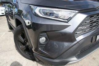 2020 Toyota RAV4 Axah54R Cruiser eFour Graphite 6 Speed Constant Variable Wagon.