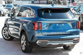 2021 Kia Sorento MQ4 MY21 GT-Line Blue 8 Speed Sports Automatic Wagon