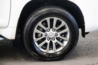 2018 Toyota Landcruiser Prado GDJ150R VX Crystal Pearl 6 Speed Sports Automatic Wagon