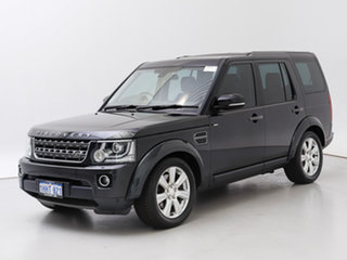 2014 Land Rover Discovery MY14 3.0 SDV6 SE Grey 8 Speed Automatic Wagon.