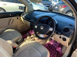 2005 Volkswagen Beetle 9C Miami Black 5 Speed Manual Hatchback