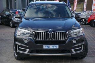 2013 BMW X5 F15 xDrive30d Grey 8 Speed Automatic Wagon.