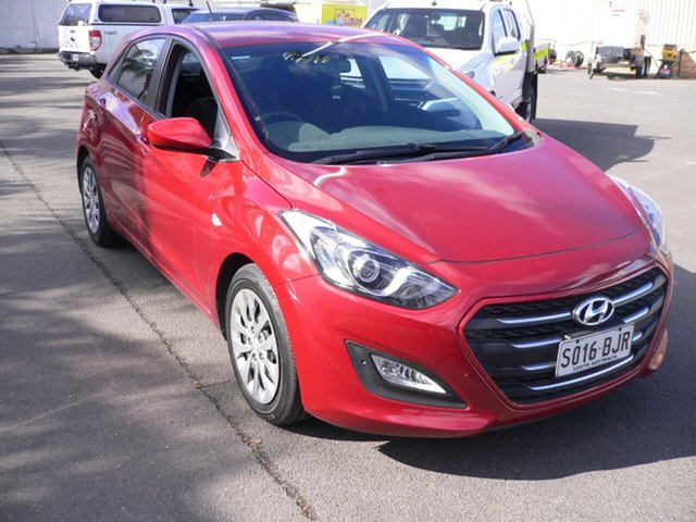 Used Hyundai i30 GD4 Series II MY17 Active St Marys, 2016 Hyundai i30 GD4 Series II MY17 Active Burgundy 6 Speed Sports Automatic Hatchback