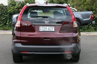 2013 Honda CR-V RM VTi-S 4WD Carnelean Red 5 Speed Automatic Wagon