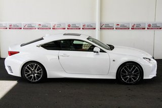 2016 Lexus RC350 GSC10R MY16 F Sport White 8 Speed Automatic Coupe