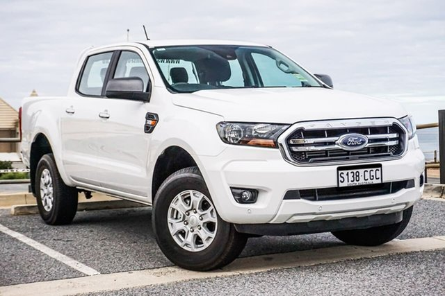 Used Ford Ranger PX MkIII 2020.75MY XLS Christies Beach, 2020 Ford Ranger PX MkIII 2020.75MY XLS White 6 Speed Sports Automatic Double Cab Pick Up