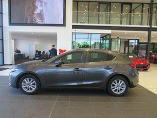 2018 Mazda 3 Maxx SKYACTIV-Drive Sport Hatchback.