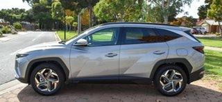 2021 Hyundai Tucson NX4.V1 MY22 Highlander 2WD Shimmering Silver 6 Speed Automatic Wagon