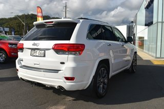 2017 Jeep Grand Cherokee WK MY17 Overland White 8 Speed Sports Automatic Wagon.