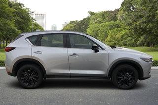 2021 Mazda CX-5 KF4WLA GT SKYACTIV-Drive i-ACTIV AWD SP Sonic Silver 6 Speed Sports Automatic Wagon.