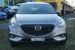 2012 Mazda CX-9 TB10A4 MY12 Luxury Grey 6 Speed Sports Automatic Wagon.