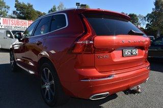 2018 Volvo XC60 UZ MY18 D4 AWD Inscription Red 8 Speed Sports Automatic Wagon.