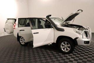 2017 Toyota Landcruiser Prado GDJ150R GX Glacier 6 speed Automatic Wagon