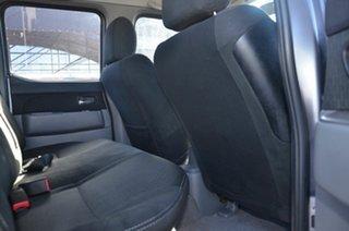 2010 Ford Ranger PK XLT (4x4) Grey 5 Speed Manual Dual Cab Pick-up