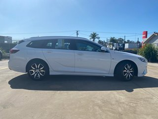 2018 Holden Commodore ZB MY19 RS Sportwagon White 9 Speed Sports Automatic Wagon.