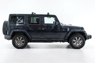 2018 Jeep Wrangler JK MY18 Golden Eagle Grey 5 Speed Automatic Softtop