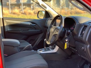 2017 Holden Colorado RG MY17 LTZ (4x4) Red 6 Speed Automatic Crew Cab Pickup