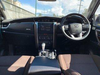 2017 Toyota Fortuner GUN156R GXL Glacier White 6 Speed Automatic Wagon