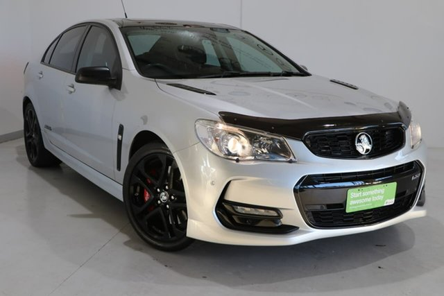 Used Holden Commodore VF II MY17 SS V Redline Wagga Wagga, 2017 Holden Commodore VF II MY17 SS V Redline Silver 6 Speed Sports Automatic Sedan