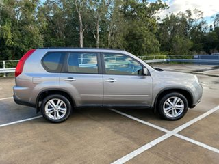 2013 Nissan X-Trail T31 Series 5 ST (4x4) Silver 6 Speed CVT Auto Sequential Wagon.