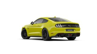 2020 Ford Mustang FN 2020MY GT Yellow Peel 10 Speed Sports Automatic Fastback