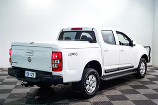 2015 Holden Colorado RG MY16 LT Crew Cab White 6 Speed Sports Automatic Utility