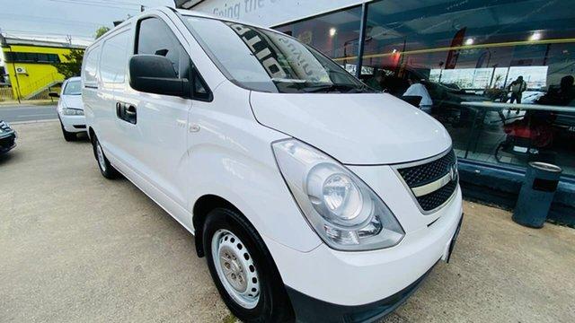 Used Hyundai iLOAD TQ2-V MY14 Maidstone, 2014 Hyundai iLOAD TQ2-V MY14 White 5 Speed Automatic Van