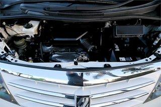 2006 Toyota Alphard ANH10W AS Platinum White 4 Speed Automatic Van