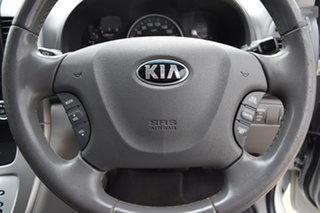2013 Kia Grand Carnival VQ MY13 Platinum Silver 6 Speed Sports Automatic Wagon.