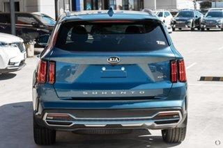 2021 Kia Sorento MQ4 MY21 GT-Line Blue 8 Speed Sports Automatic Wagon.