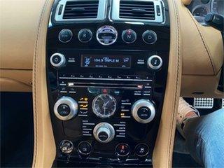 2011 Aston Martin V8 Vantage S Black Seq Manual Auto-Clutch Coupe