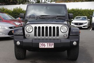 2013 Jeep Wrangler JK MY2014 Unlimited Freedom Black 6 Speed Manual Softtop.