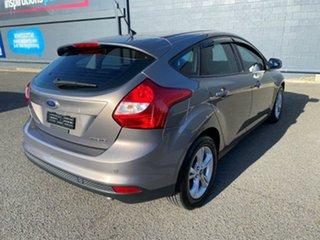2013 Ford Focus LW MkII Trend PwrShift Grey 6 Speed Sports Automatic Dual Clutch Hatchback.