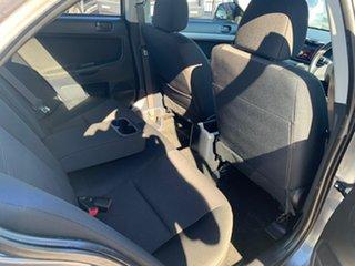 2008 Mitsubishi Lancer CJ ES Grey 5 Speed Manual Sedan