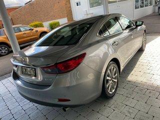 2014 Mazda 6 Touring Aluminium Sports Automatic Sedan