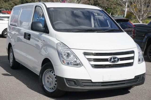 Used Hyundai iLOAD TQ3-V Series II MY18 Phillip, 2017 Hyundai iLOAD TQ3-V Series II MY18 White 5 Speed Automatic Van