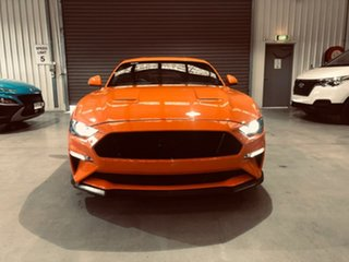 2020 Ford Mustang FN 2020MY GT Orange 10 Speed Sports Automatic Fastback.