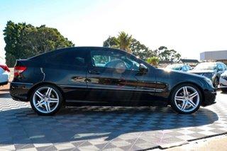 2010 Mercedes-Benz CLC-Class CL203 CLC200 Kompressor Black 5 Speed Automatic Coupe.