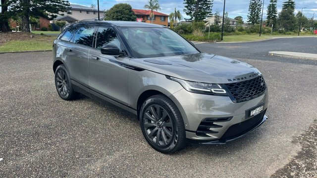 Used Land Rover Range Rover Velar L560 MY18 Standard R-Dynamic SE Port Macquarie, 2018 Land Rover Range Rover Velar L560 MY18 Standard R-Dynamic SE Kaikoura Stone 8 Speed