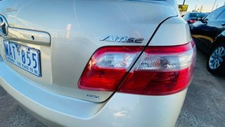2007 Toyota Camry ACV40R Altise Gold 5 Speed Automatic Sedan