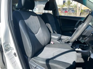 2006 Toyota RAV4 ACA33R CV (4x4) White 5 Speed Manual Wagon