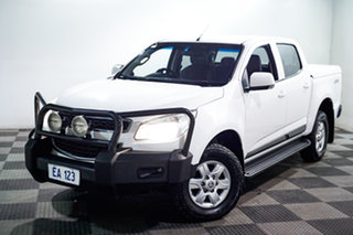2015 Holden Colorado RG MY16 LT Crew Cab White 6 Speed Sports Automatic Utility.