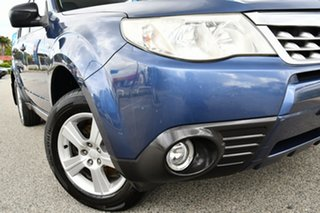 2012 Subaru Forester S3 MY12 X AWD Marine Blue 4 Speed Sports Automatic Wagon.