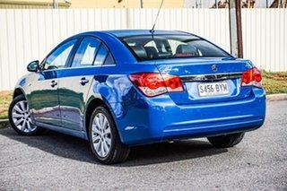 2013 Holden Cruze JH Series II MY14 CDX Blue 6 Speed Sports Automatic Sedan.