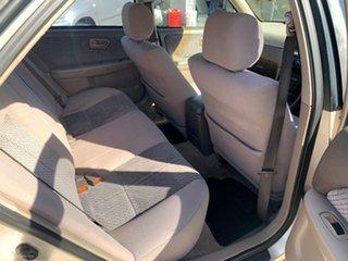 1999 Toyota Camry SXV20R CS-X Beige 4 Speed Automatic Sedan