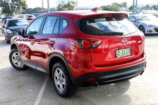 2015 Mazda CX-5 KE1072 Maxx Red 6 Speed Manual Wagon.