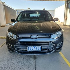 2012 Ford Territory SZ TX Seq Sport Shift RWD Limited Edition Grey 6 Speed Sports Automatic Wagon.