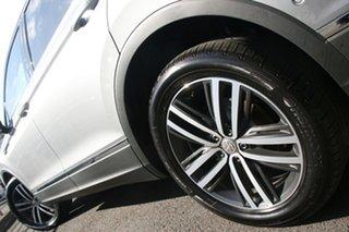 2021 Volkswagen Tiguan 5N MY21 162TSI Highline DSG 4MOTION Allspace Pyrit Silver Metallic 7 Speed