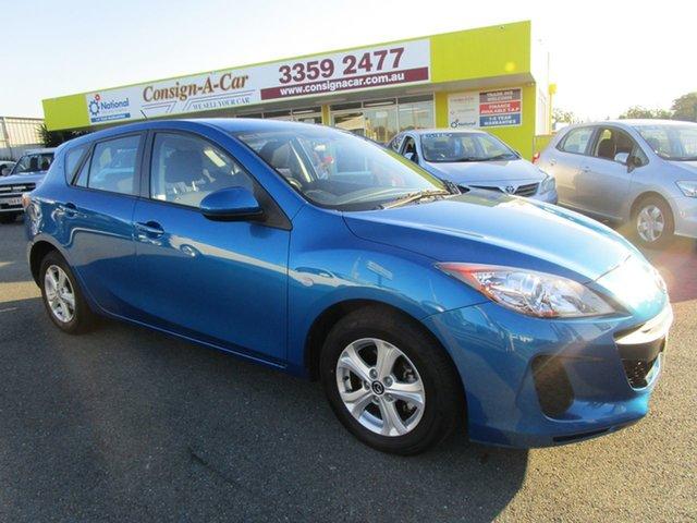 Used Mazda 3 BL10F2 Neo Activematic Kedron, 2012 Mazda 3 BL10F2 Neo Activematic Blue 5 Speed Sports Automatic Hatchback